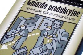 SF_Gniazdo produkcyjne. Przepływ jednej sztuki dla zespołów roboczych. Wydawnictwo ProdPublishing.com