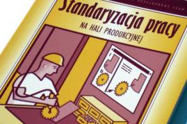 Standaryzacja pracy dla operatorów. Wydawnictwo ProdPublishing.com